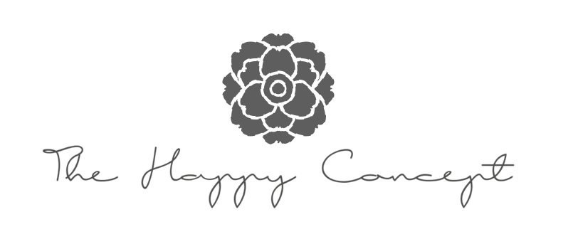 The Happy Concept Logo